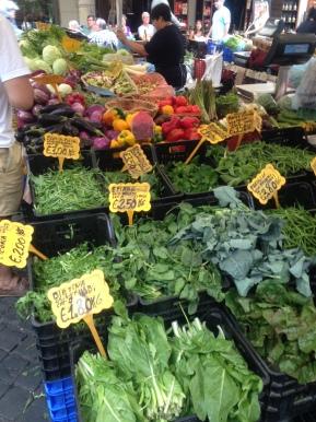 Campo de Fiore Markets
